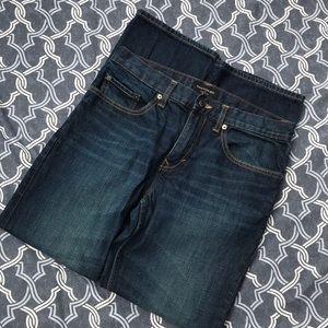 [Banana Republic] Dark Wash Size 31 Straight Jeans